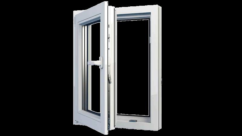 LE PVC<br>une bonne isolation thermique et acoustique